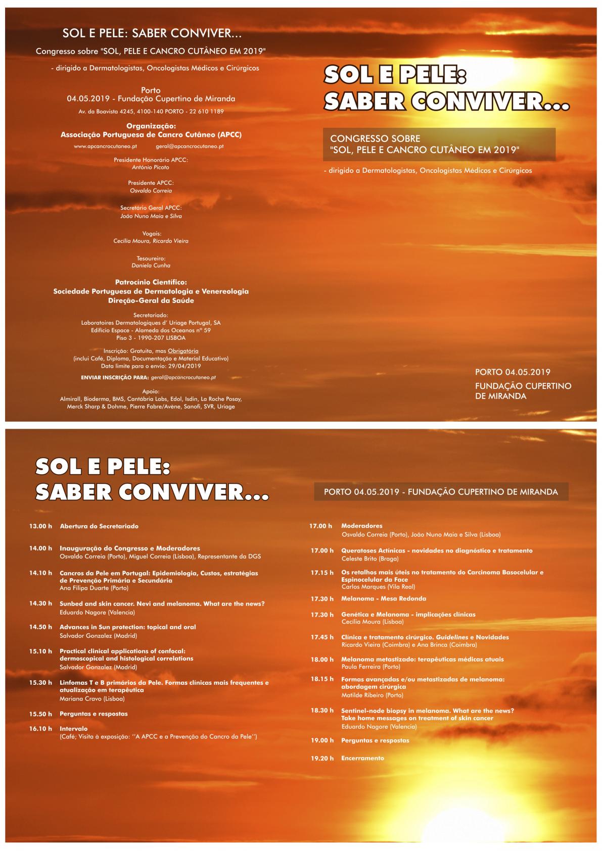 Congresso da APCC 2019 - Porto