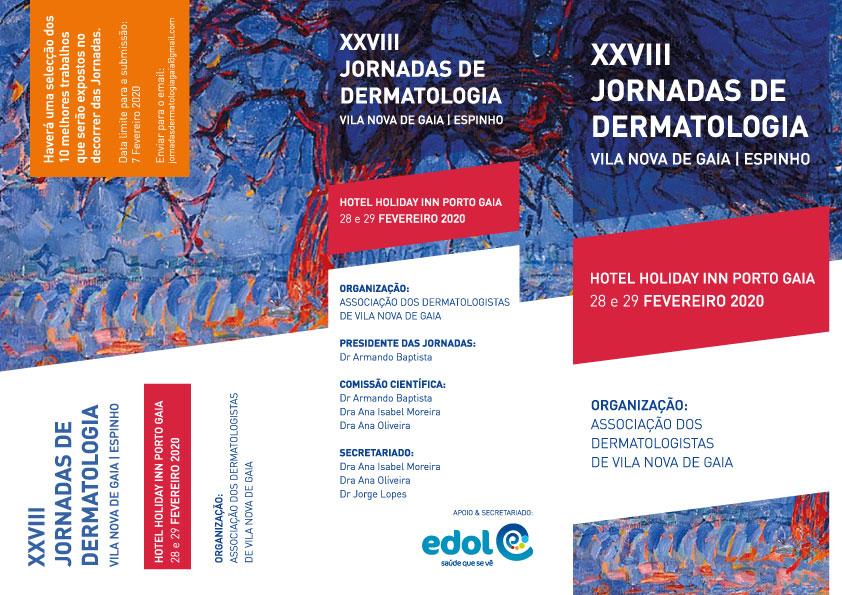 XXVIII Jornadas de Dermatologia